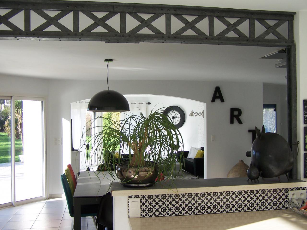 poutres d coratives industrielle. Black Bedroom Furniture Sets. Home Design Ideas