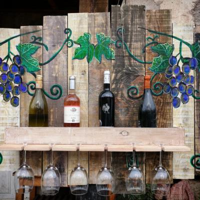 étagère du vigneron