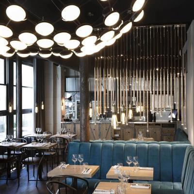 meuble de restaurant style industriel