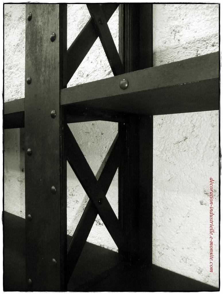 agencement décoration industrielle